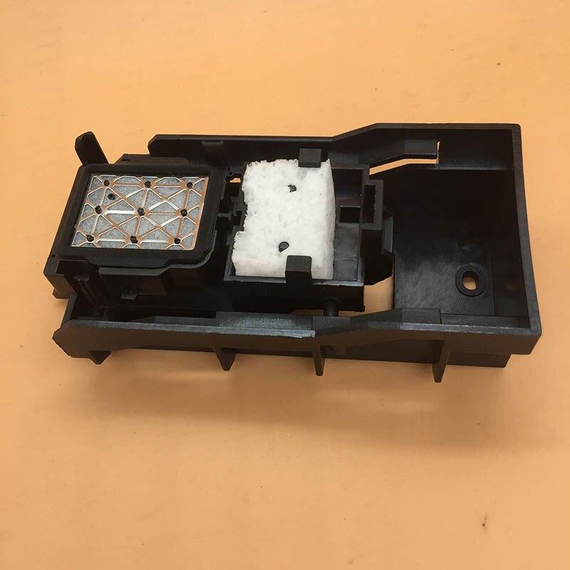 Mimaki JV33 JV5 CJV30 Printer For Epson DX5 Printhead Capping Station Assembly Cleaning Kit Mutoh VJ1604 RJ900C Cap Top Assembly