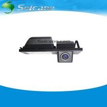 Seicane 170 HD Waterproof Blue Ruler Night Vision Car Rear View Camera For Cadillac CTS free shipping