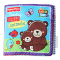 Baby English Cloth Book With Sound Paper Early Childhood Educational Learning Toy