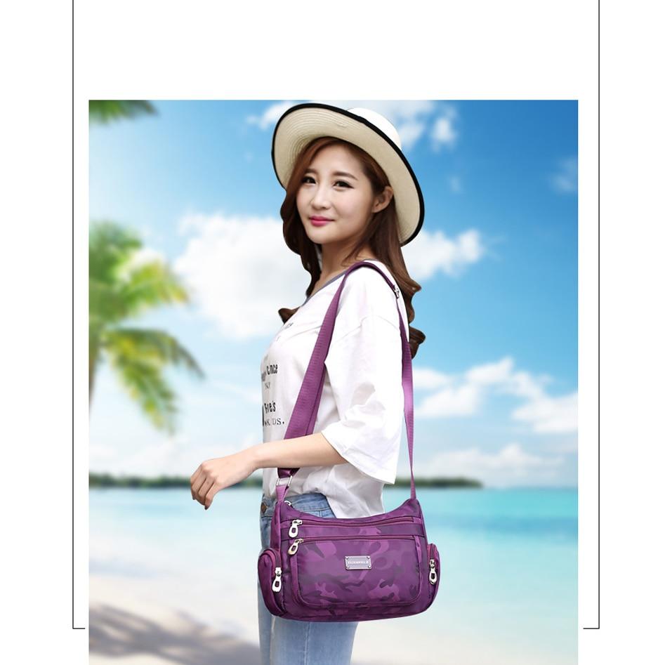 Жіноча сумка на плечах жіноча сумка - Сумки - фото 5