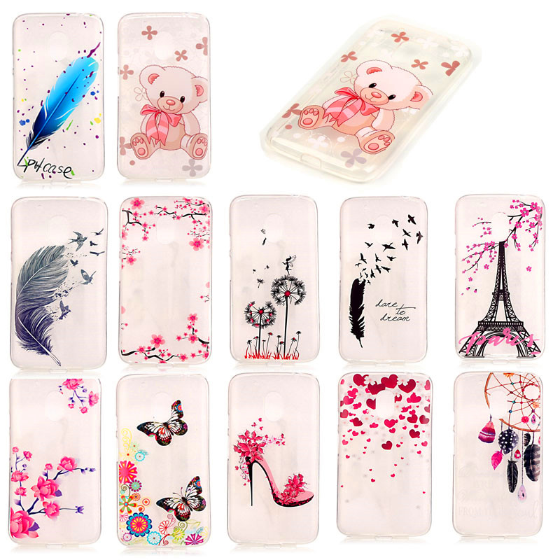 Back To Search Resultshome Diligent For Moto G4 Play Case Colored Back Cover Soft Tpu Gel Case For Motorola Moto G4 Play Phone Bags Rear Shell Silicone Covers Cases Beautiful In Colour