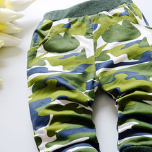 Hot Selling Spring Military Jungle Camouflage Pattern Pant 0-2 year