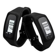 watch men sport Digital LCD Pedometer Run Step Walking Distance Calorie Counter Watch Bracelet watch women sport 2018
