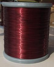 100 metros/lote Envío Libre 0.9mm mm QZY alta temperatura poliéster imida esmaltado alambre alambre de cobre esmaltado ronda QZY-2-180