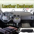 Для Ssangyong ActYon Kyron 2006 2007 2013 2014 кожаный Dashmat крышка приборной панели Даш Ковер На Заказ автомобильный Стайлинг солнцезащитный козырек LHD + RHD