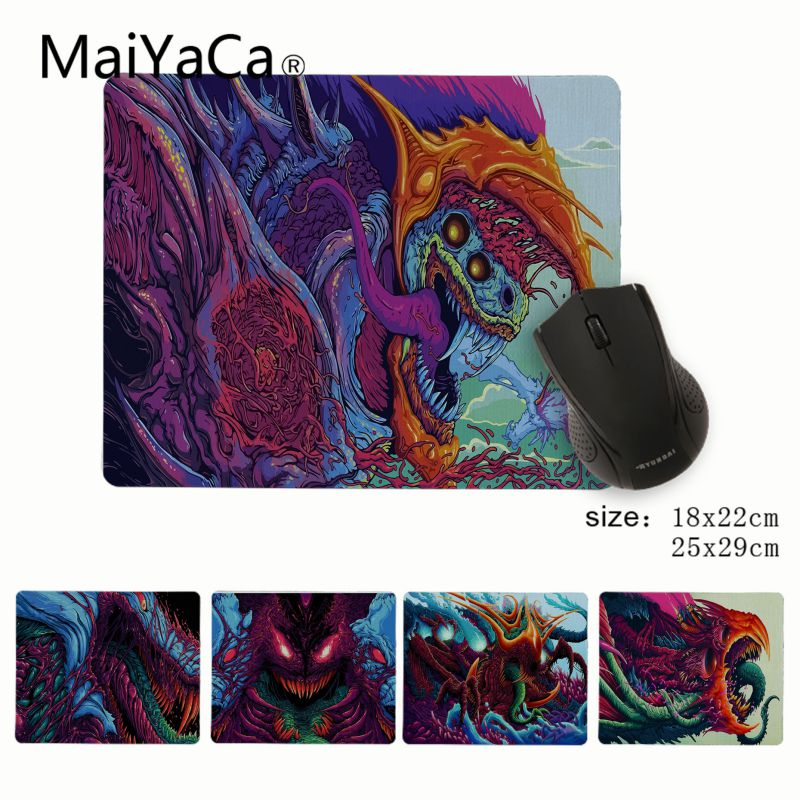 Us 189 16 Offmaiyaca Hyper Beast Wallpaper 4k Customized Laptop Gaming Small Mouse Pad Rubber Pc Computer Mousepad For Pc Laptop Notebook In Mouse