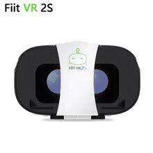 FIIT VR 2S Plastic Model New Digital Actuality 3D Glasses Google Cardboard For four.Zero-6.5 Inch Good Cellphone