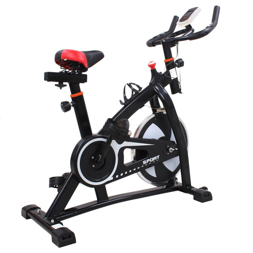 2018 New Mini Cycling Exercise Bike Equipment Bicycle Indoor Bike Trainer Household Exercise Bikes Healthy Exercise Bikes healthy soho office spinning bicycle super mute household magnetic bike with table back pedal fitness equipment dynamic bike