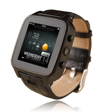 WCDMA 3G Android Smartwatch M8 Dual Core Smart Watch Phone Touch Wasserdichte Kamera WIFI Bluetooth GPS Smart Uhren