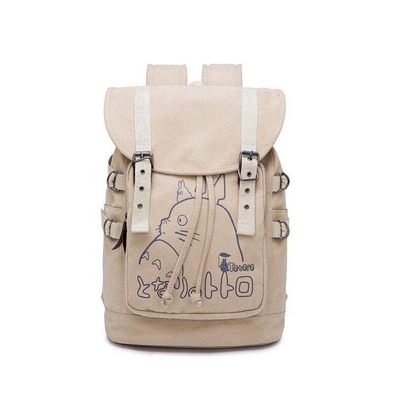 Cartoon Anime Plush Backpacks Children Cute Student Shoulder Bags Baby Schoolbag Dota Totoro Dragon ball Cat