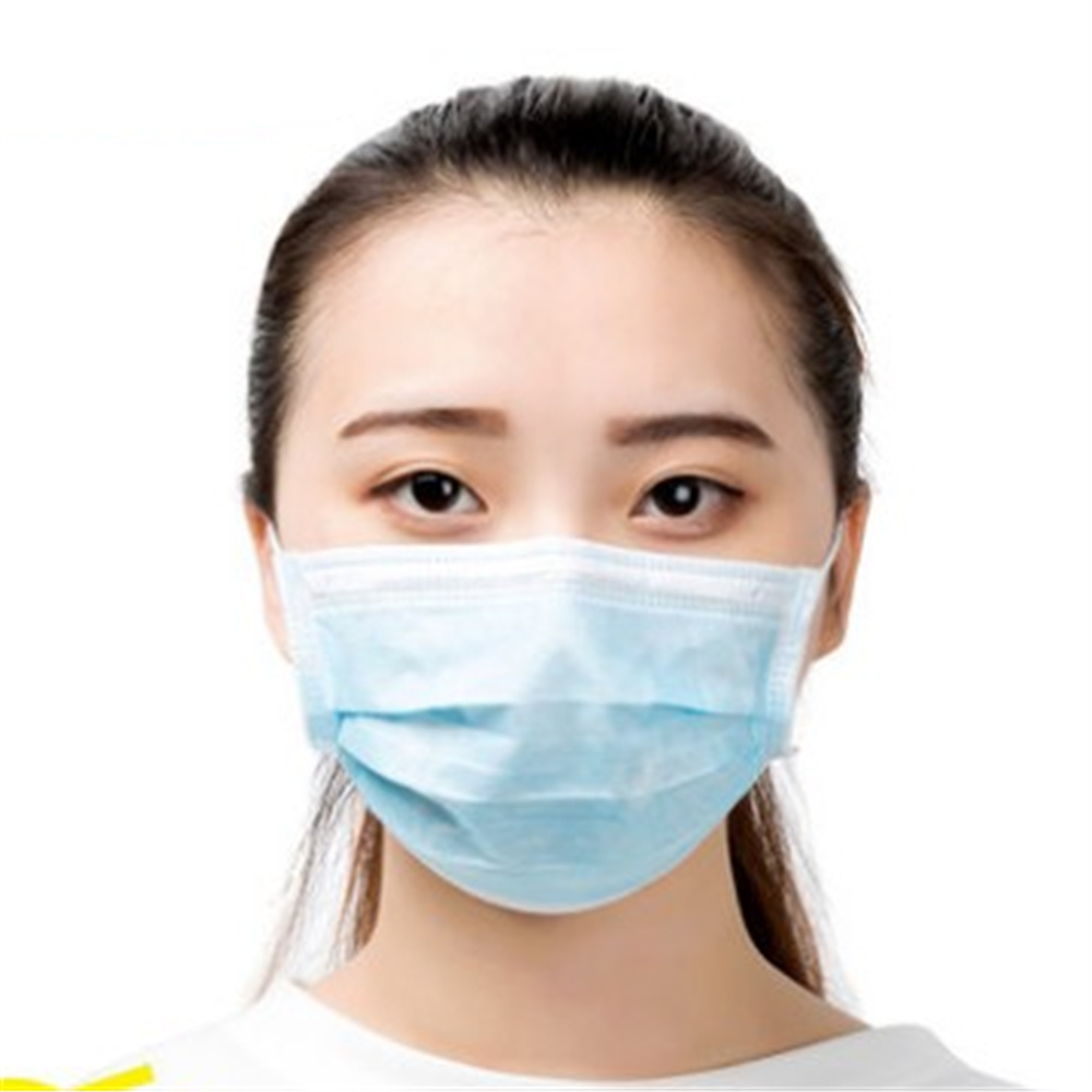 50pcs/box High quality  Laboratory disposable medical face masks Anti-smog Dust-proof Mask Lab Supplies 3 sizes high quality 100pcs a lot extra strong medical purple powder free nitrile disposable gloves click butyronitrile color