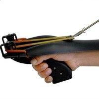 New Powerful rubber band outdoor hunting shooting bow slingshot shooting fish shooting darts shooting fish slingshot