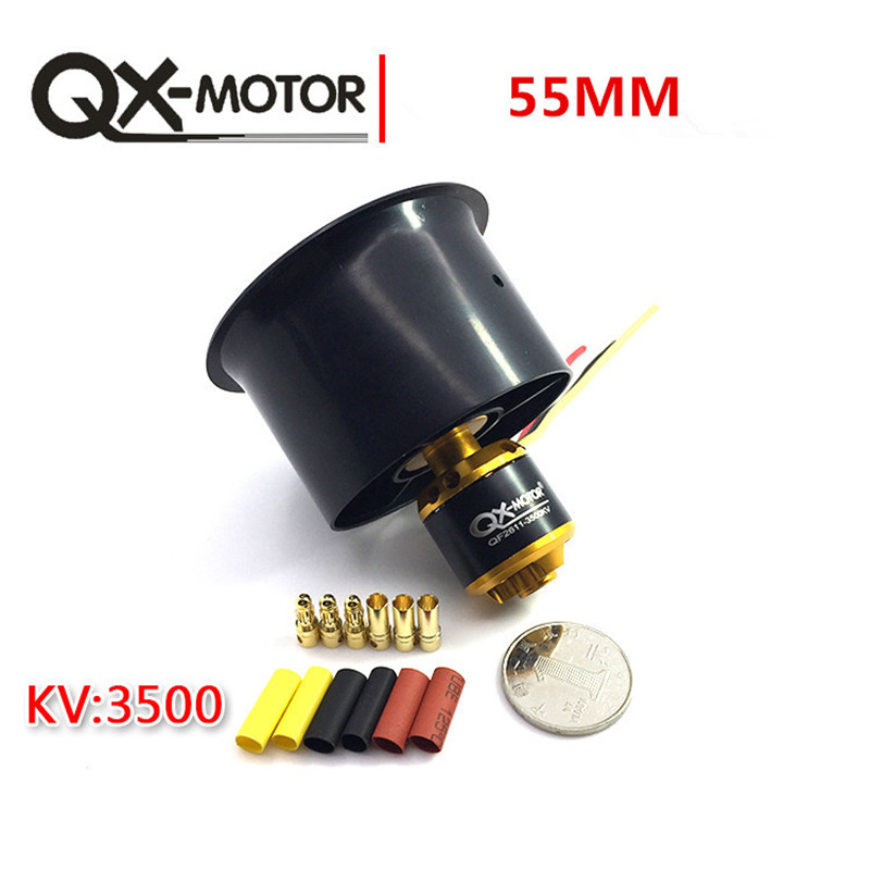 55# Duct Fan QF2611-3500KV