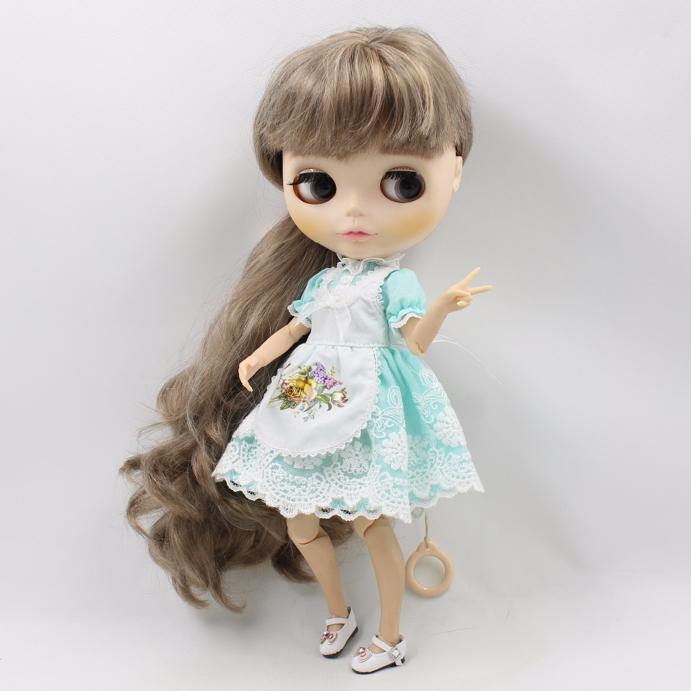 Neo Blythe Doll Apron Clothes 2