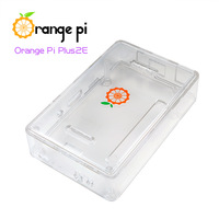 Orange Pi Plus 2E/ OPI Prime Transparent  ABS Case