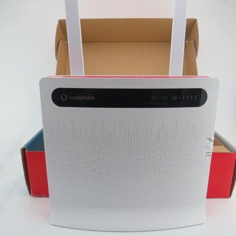 Routeur wifi 4G LTE Huawei B1000/B390s-2 + 2 pcs 4g antenne