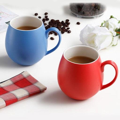 350ml eco friendly porcelain tatu coffee mug colorful ceramic milk cup fashion drinkware sh115china - Colorful Mugs