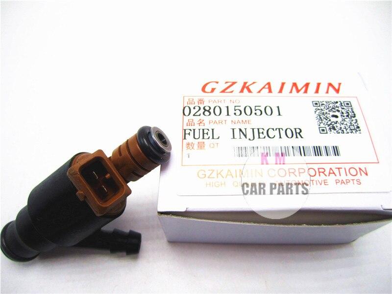 set 4 top quality 100% working Fuel Injector 0280150501 0 280 150 501 for BMW E36 Z3 318i 318ti Z3 1995-1998