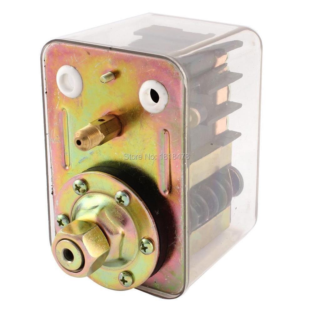 GYD20-2   Air Compressor 0.4-1.0Mpa Adjustable Pressure Switch G3/8 Inch Thread 13mm male thread pressure relief valve for air compressor