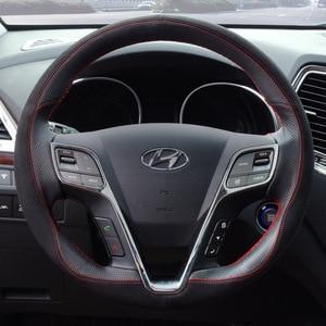 Image 5 - Hyundai couverture de volant de voiture