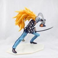 20 CM ONE PIECE Monkey D. Luffy Anime Kira Yamato Coordinator Eiichiro Oda PVC Action Figure Collectible Model Toy L1170