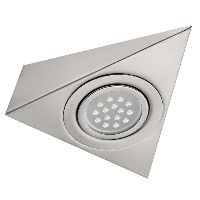Led Wall Light Kitchen Under Cabinet Cupboard Triangle Led Light Bathroom  Light Cool Warm White Wall