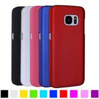 Fashion High Technology Material Hard Case For Samsung Galaxy S6 G9200 g9200f Case BUltra-Thin Back Matte Skin Cover Cases