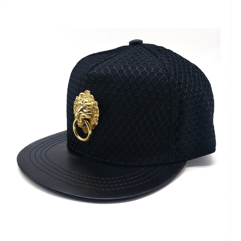 New man snapback hats leather la baseball caps cotton adjustable hip hop hats gold lion net summer hats brand ny couple hats advesta детская комната advesta la man 6 предметов