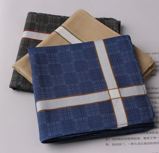 100% cotton handkerchief 100% cotton handkerchief male handkerchief male