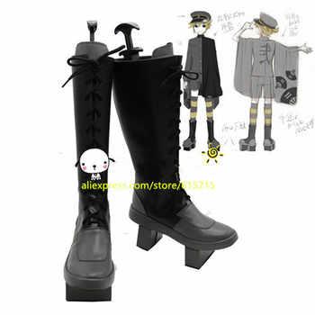 VOCALOID 2 Kagamine Len senbonzakura cosplay Shoes Boots Custom Made - DISCOUNT ITEM  19% OFF All Category