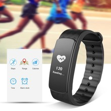 Hot Relojes Inteligentes I3Hr con Heart Rate Monitor Podómetro Inteligente Pulsera Muñequera Gimnasio Rastreador Android 4.3 ios 7.0