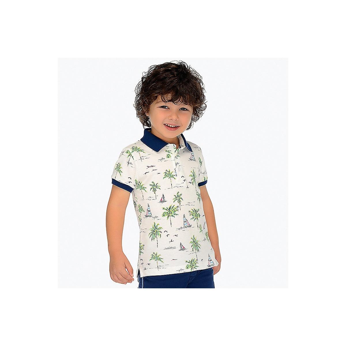 T-shirt MAYORAL 10681381 enfants vêtements T-shirt à manches courtes polo pour garçons et filles