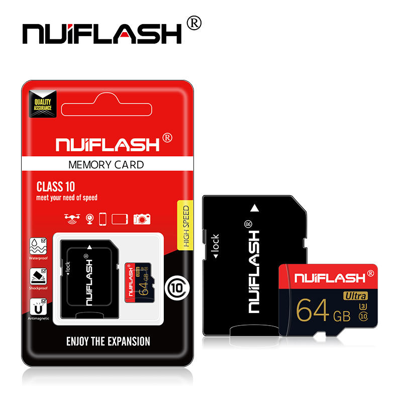 Large Capacity Memory Card 128GB 64GB 32GB  FLASH CARD 16GB 8GB MicroSDXC/SDHC Class 10 Mini TF Cards Trans Flash Micro Sd Card