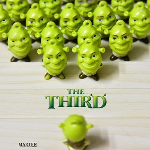 Image 3 - 24piece Shrek PVC Action figure toys collection Adorable Collectible Model For Children Gift