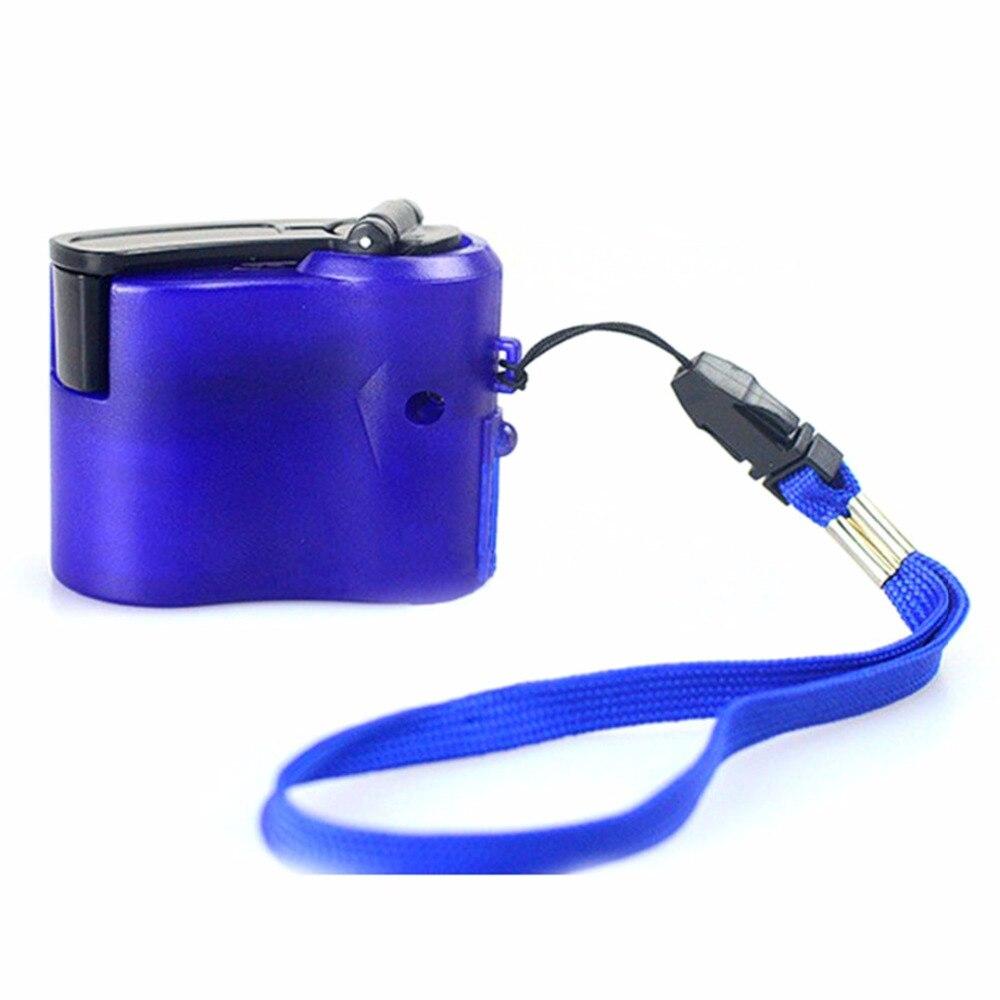 Универсальное Портативное аварийное зарядное устройство USB для мобильных телефонов, рюкзак для кемпинга, инструмент для выживания