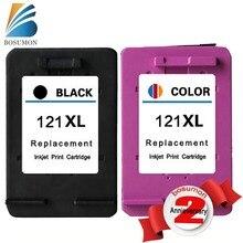 Для HP121XL 121xl Картриджи 121 Для HP Deskjet F2560 2568 4280 4238 5145 5150 5552 D1460 D1470 D2330 D2360