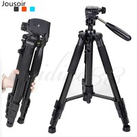 Zomei Q111 Professional Aluminium Tripod Camera Accessories Stand with Pan Head for Dslr for shooting CD50