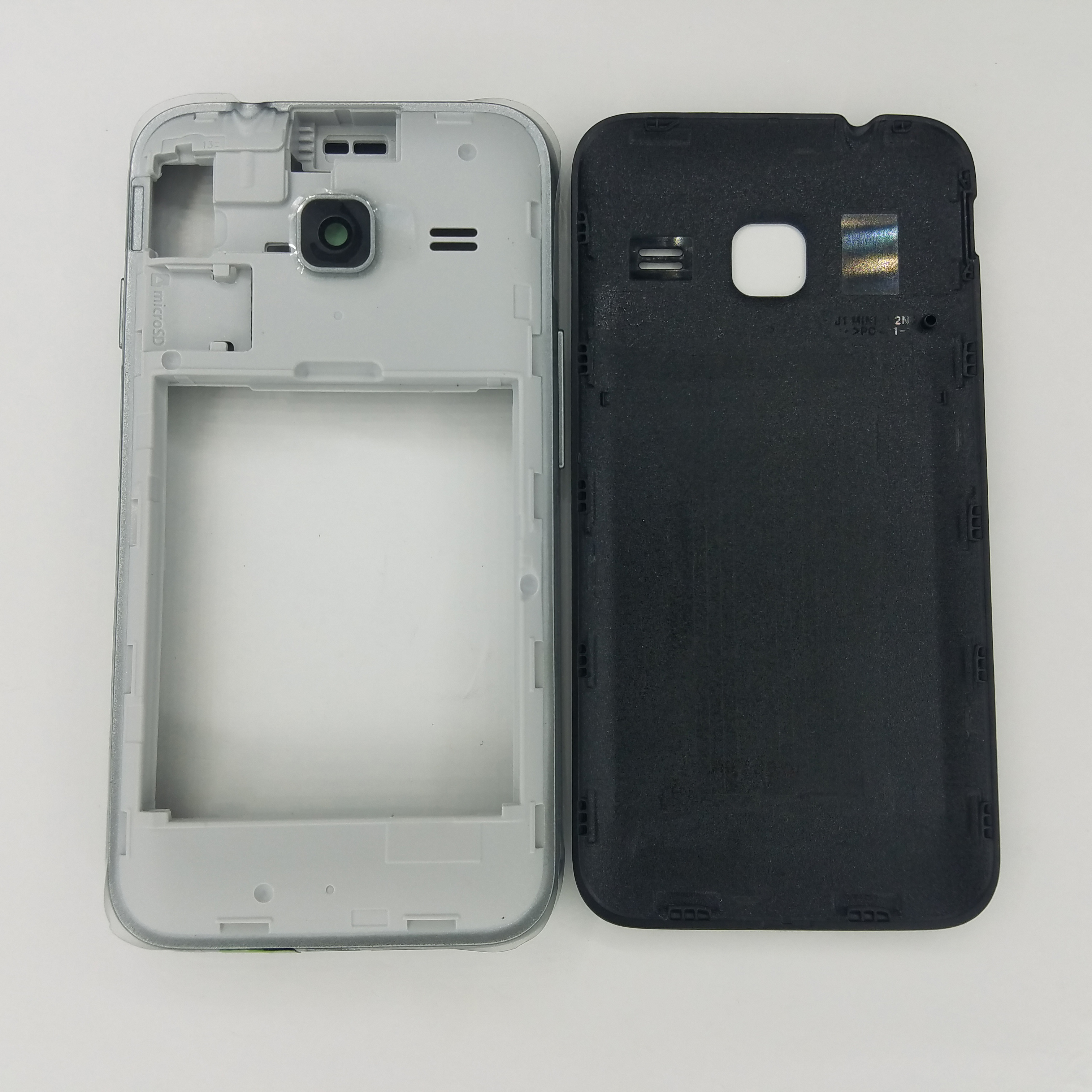 For Samsung Galaxy J1 Mini SM-J105F J105F J105H J105FN J105 Phone Chassis Housing Middle Frame With Back Panel Battery Cover