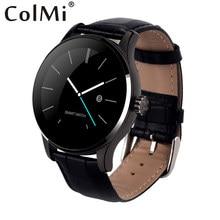 ساعة يد ذكية أصلية من ColMi موديل K88H Plus ساعة معصم MTK2502 مزودة بتقنية البلوتوث لقياس معدل ضربات القلب مع إمكانية الاتصال بأجهزة الأندرويد وios