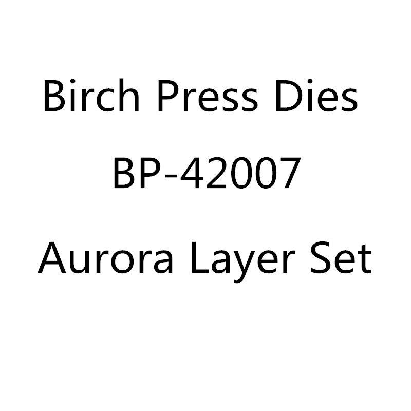 2019 3D DIY Birch Press Design New Layered Metal Cutting Dies And Stencil Set Photos Please Contact Me
