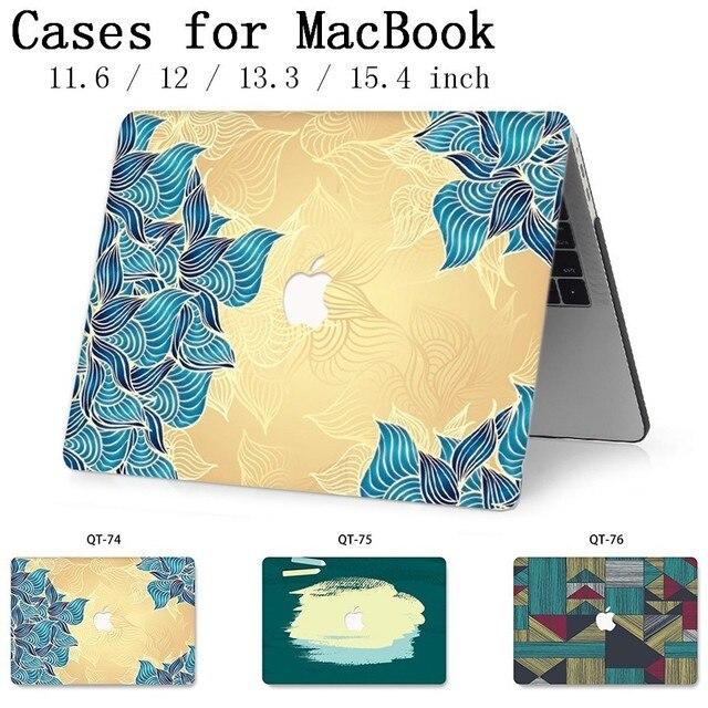 Новый для ноутбука горячий ноутбук MacBook Крышка корпуса сумки для планшета для MacBook Air Pro retina 11 12 13 15 13,3 15,4 дюймов Torba