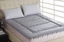 Thick green bamboo charcoal fiber mattress bed