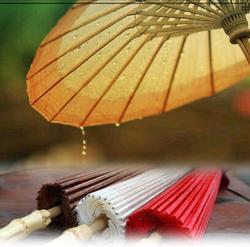 Geolied papier Verdikking herstellen van oude antieke art craft paraplu sturen paraplu zak film en televisie rekwisieten