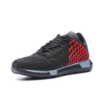 Men S Running Shoes Cushioning Sneakers Breathable Sports Shoes Slow Motion Shoes Knit Running Shoes