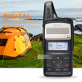 Hytera hyt walkie talkie 400-440 mhz pd365 pd362 pd36x pd-365 transmissor dmr rádio em dois sentidos rádio portátil digital walkie talkie