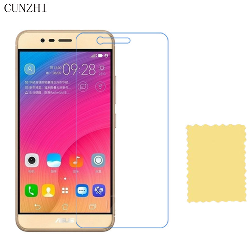 High Clear LCD <font><b>Screen</b></font> Protector For <font><b>Asus</b></font> <font><b>Zenfone</b></font> <font><b>Pegasus</b></font> <font><b>3</b></font> <font><b>X008</b></font> ( 5.2inch ) Protection Ultra Slim Film image