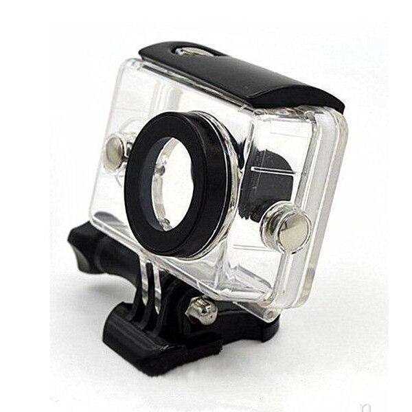 40 M caméra Étanche Custodia kit de Couverture de Cas pour Xiaomi Yi DV