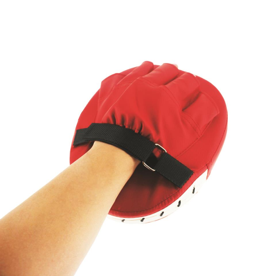 SOTF Red Fighting Fight Sport Fitness PU Hand Target boxing gloves mma Tiger Muay Thai boxing gloves men box pads boxers sanda
