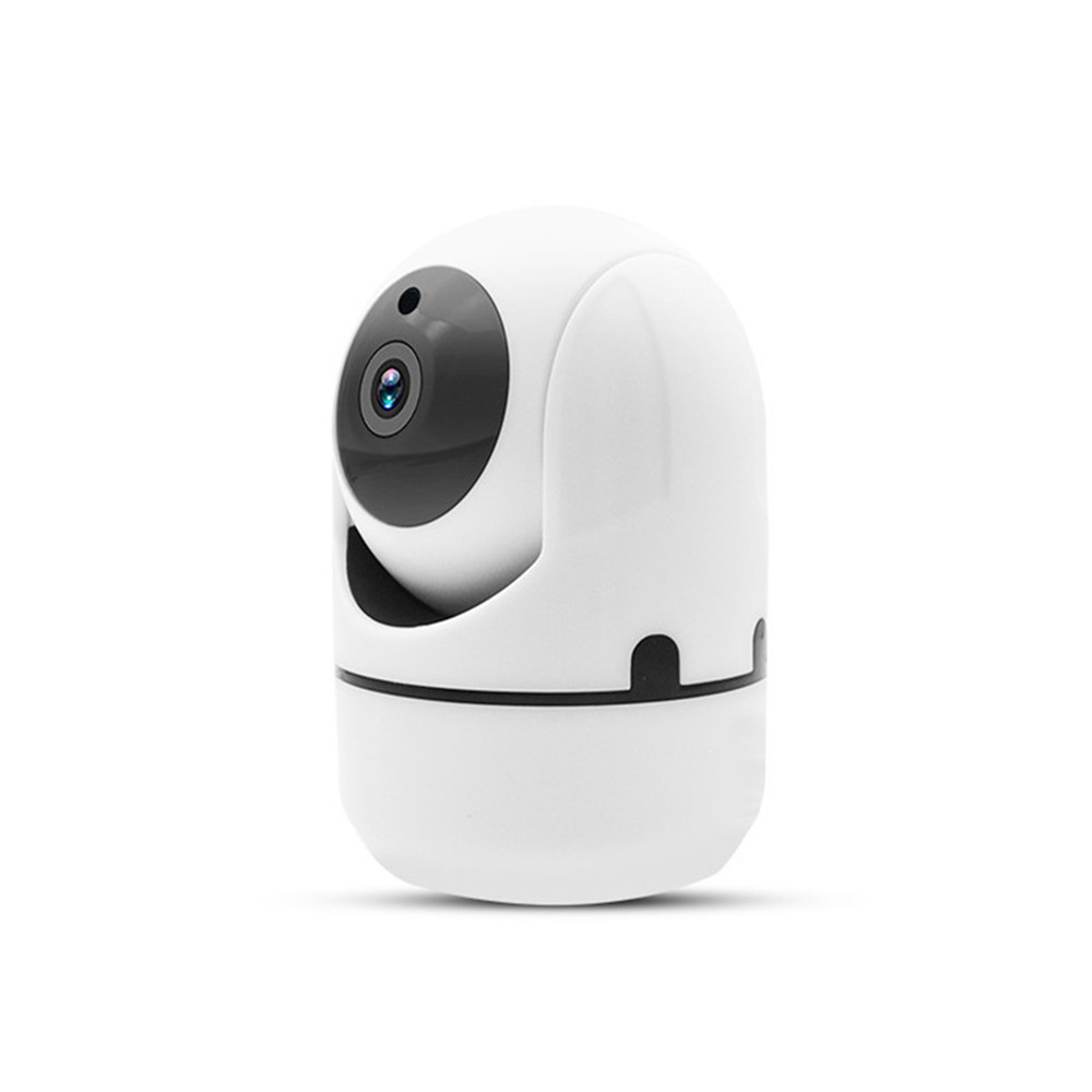 720P intelligent surveillance camera 360 degree home WiFi network camera HD night vision monitor