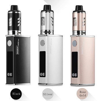 original ijoy zenith 3 kit 360w box mod with diamond subohm vape tank dual 20700 batteries zenith 3 e cig vape zenith 3 kit Original Yuhetec Big Box 80W mod Kit  from 2200 mAh Battery with 2.0 ml of subohm Vape Avenger tank kit